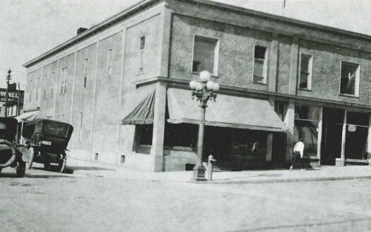 James Drug & Post Office 1918