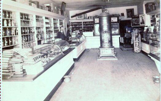 James Drug Store 1893
